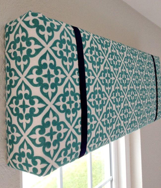 Best 25+ Box valance ideas on Pinterest | Pelmet box ...