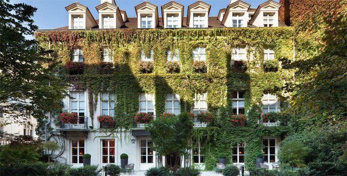 → Pavillon de la Reine | Deluxe hotel Paris | Official web site | Charme 4 stars marais