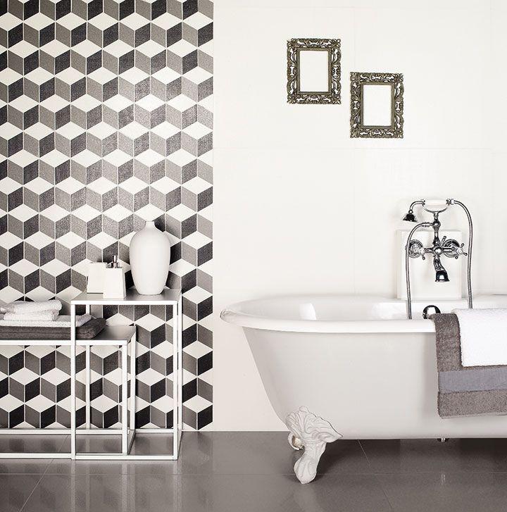 98 best Fliser med mønster images on Pinterest Architecture - badezimmer amp uuml berall