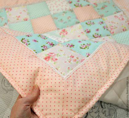 Конверт на выписку осенний. Детское лоскутное одеяло