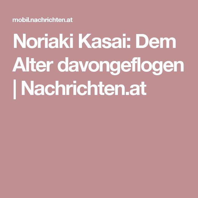 Noriaki Kasai: Dem Alter davongeflogen | Nachrichten.at