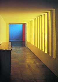 """Solitude. Only in intimate communion with solitude may man find himself. Solitude is good company and my architecture is not for those who fear or shun it"". Luis Barragán"