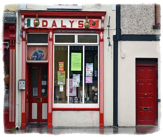 8x10 Authentic Traditional Pubs of Ireland Photo by Ballycastle, $8.99