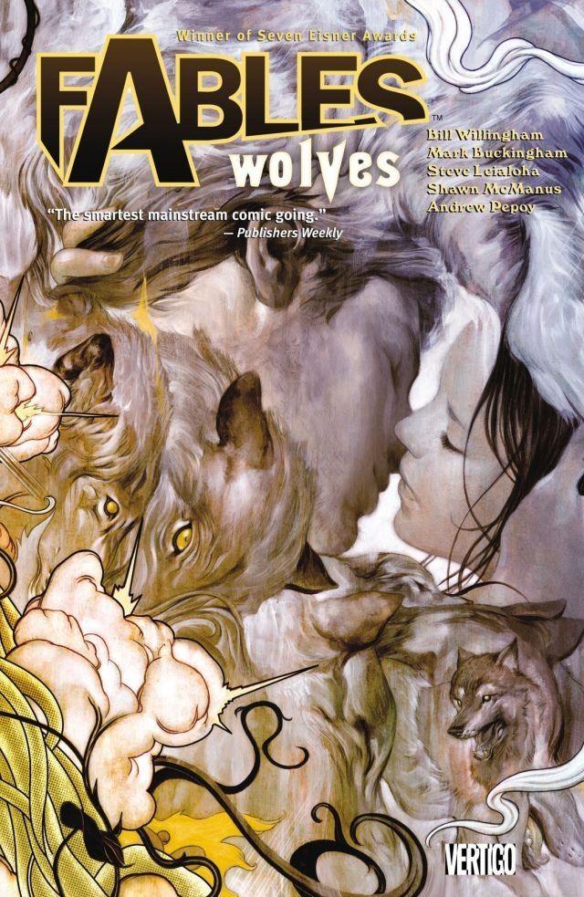 FABLES VOL. 8: WOLVES | Vertigo Comics