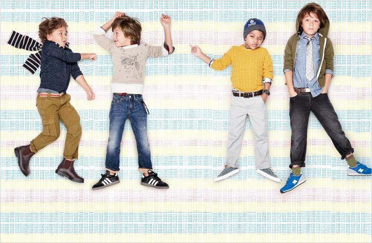 kid fashion - j crew