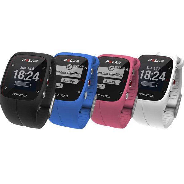 Polar M400 with H7 Heart Rate Sensor GPS Stylish Sports Watch Col | Brisbane Australia | Energia Sports - Online Endurance Sports Shop