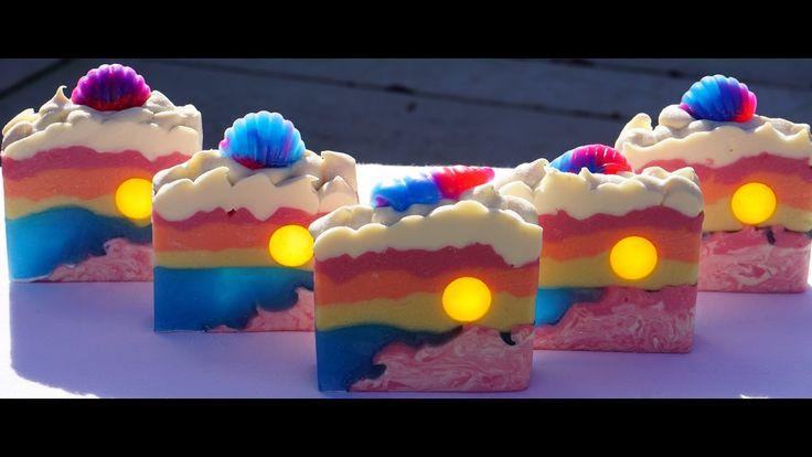 Soap Challenge Video (Pink Sands)