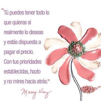 Mary Kay Ash, una historia de éxito