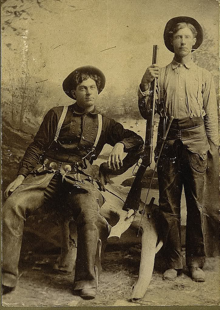 1890 in the American Old West