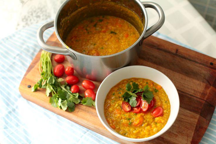 Katerina Dulaeva: Согревающий чечевичный суп