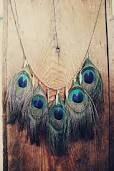 feather jewellery