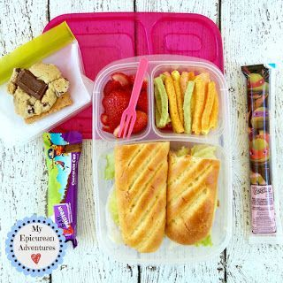 10 Best images about Easy Lunch Box Lunches on Pinterest ...