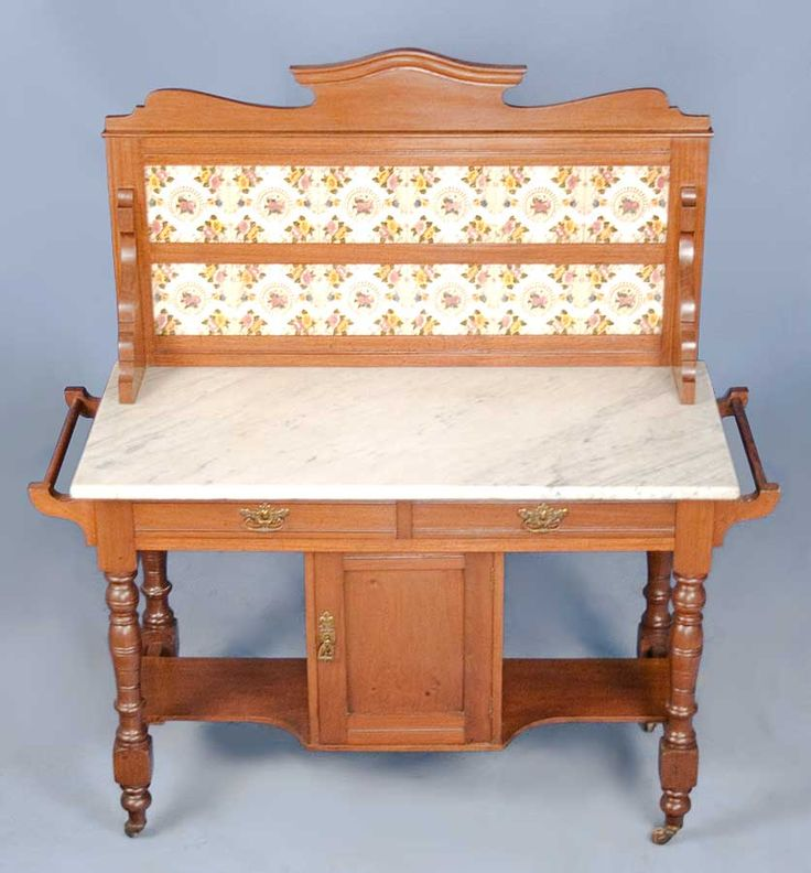 1000 Images About Antique Marble Top Washstands On