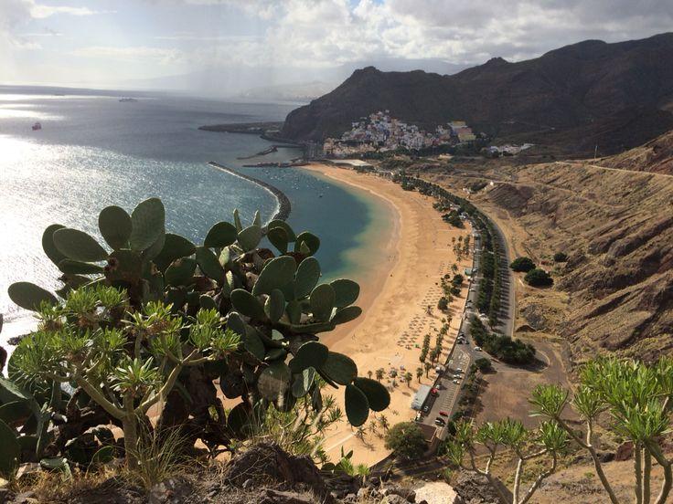 Playa de las Teresitas- Santa Cruz - Tenerife