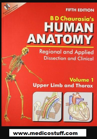 bd chaurasia human anatomy 6th edition pdf free