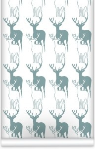 Antlers - wall paper option