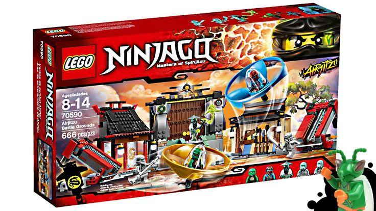 New Ninjago set this summer, Airjitzu Battle Grounds!!!!!!!!!!!