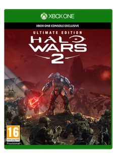 Halo Wars 2: Ultimate Edition - Only at GAME  XBOX ONE Cover Art