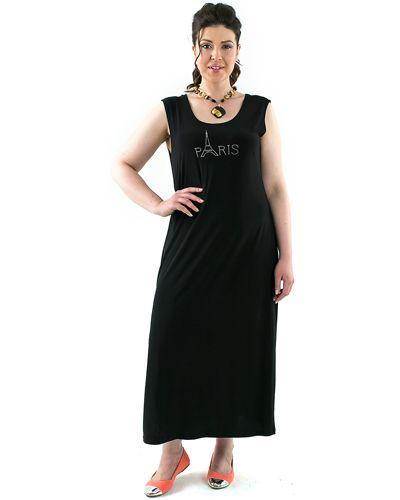 Платье 191605 черное