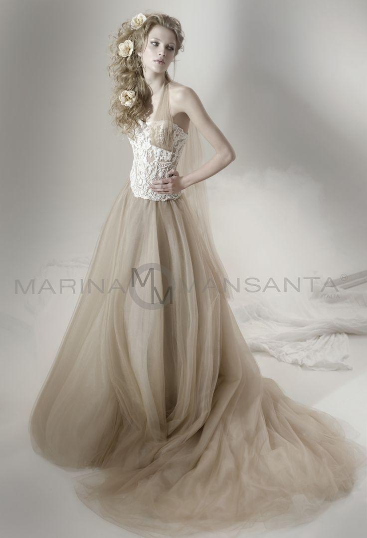 Abiti da sposa Firenze-Marina Mansanta 1