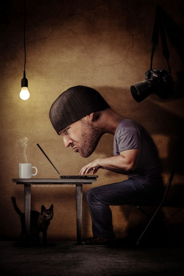 "500px / Photo ""Focused"" by Stefan Mueller"