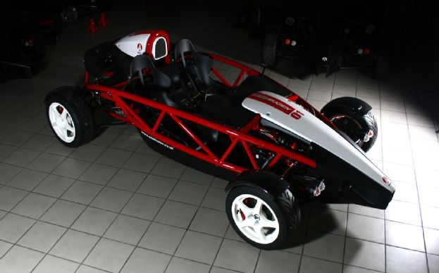 First Drive: Ariel Atom 3 Mugen Edition Intimate, Revvy, and Hot Chili-intense By Paul Horrell