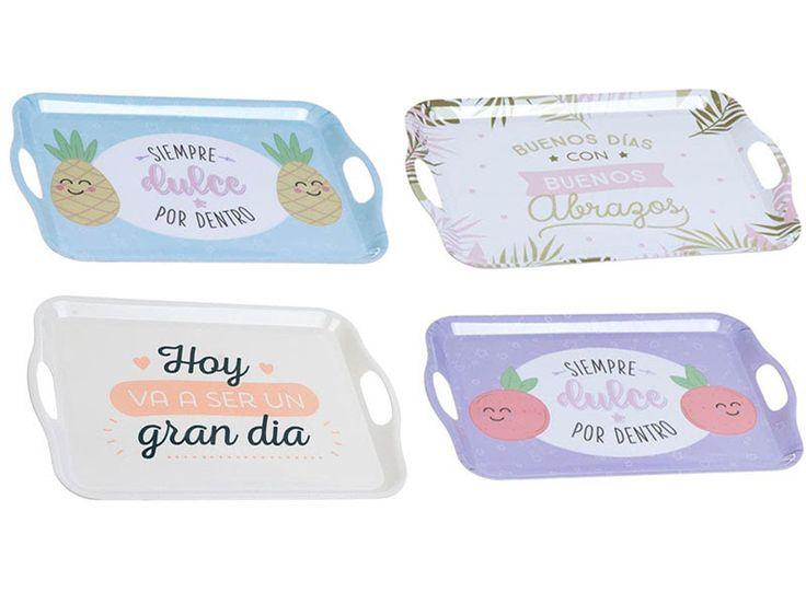 #bandeja #bandejadecorada #bandejapersonalizada https://www.catayhome.es/categoria/utensilios-de-cocina/