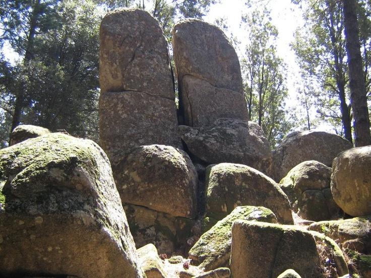 I Megaliti di Nardodipace - Vibo Valentia