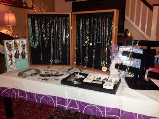 Home sales party ideas. Good for Lia Sophia, Premier Jewelry, Stella  Dot, Tupperware, Pampered Chef, Scentsy, Tastefully Simple. crafters, jewelry makers, etc.