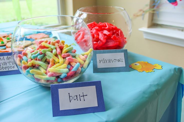 "Bait - Minnows - ""O-FISH-AL"" Adoption Finalization Party!!"