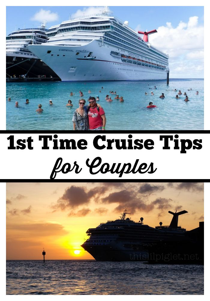 First Time Cruise Travel Tips for Couples via @thislilpiglet