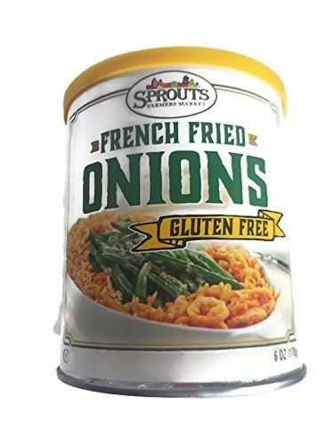 French fried Onions are the delightful, crunchy topping on America's household favorite, green been casserole. It's what makes the classic dish a classic. Ingredients: Onions, Vege