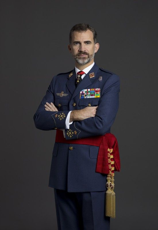 New photos released by the Spanish Court of King Felipe VI