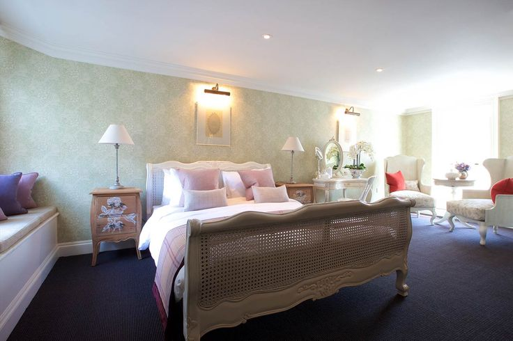 The Halcyon Apartments | Suite Two|Sleeps two. From £140 per night.