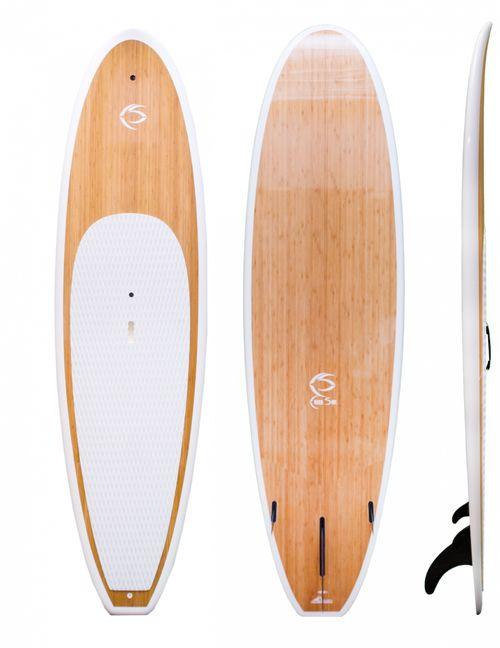 247980e5f 9  SUP - Hybrid - Bamboo Veneer - Kolohe - W. PranchasSurfe