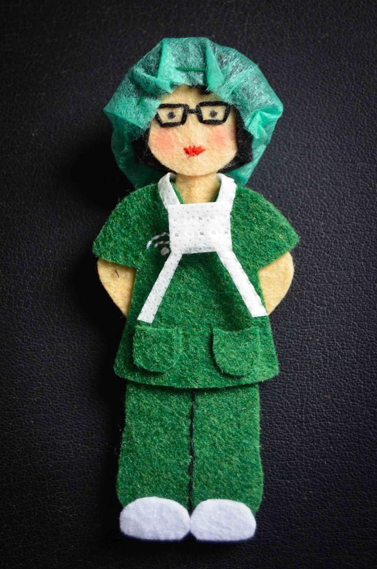 Los Detalles de Vanessa: Enfermera de Quirófano Personalizada