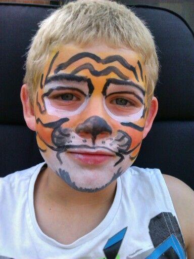 Arno, the tiger