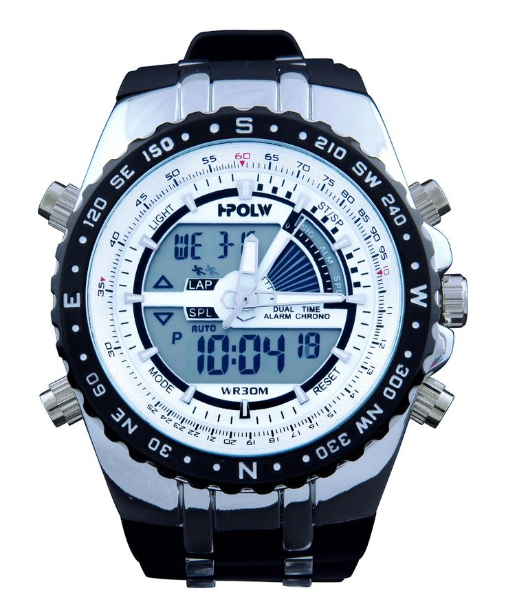 Find More Sports Watches Information about Men's Women's Multi function Cool S shock Sports Watch LED Analog Digital Waterproof mens watches stop watch,High Quality watch watches,China watch friends Suppliers, Cheap watch lot from Fashion ---stainless steel on Aliexpress.com