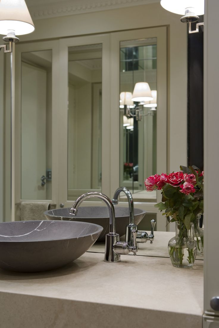 Alexandra Kidd Design Macleay Street Project Bathroom