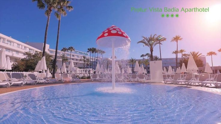 Protur Vista Badia Aparthotel, Mallorca - Sa Coma