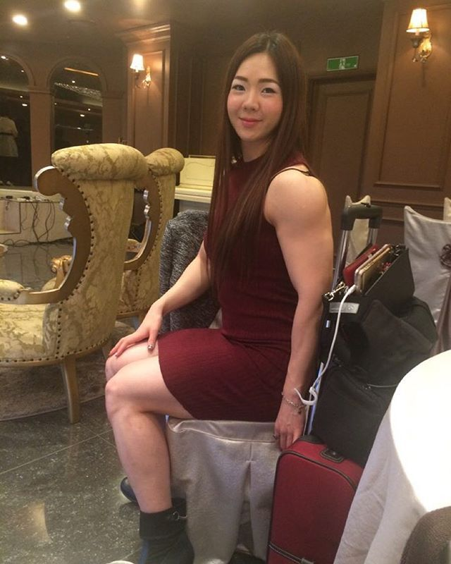 "22 Pics of Hottest South Korean Girl ""Yeon Woo Jhi"" 