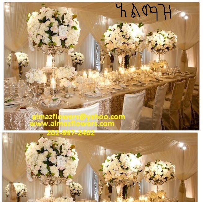 Weddings Florist Washington Dc: 1000+ Images About Almaz Wedding Decor, Eritrean/Ethiopian