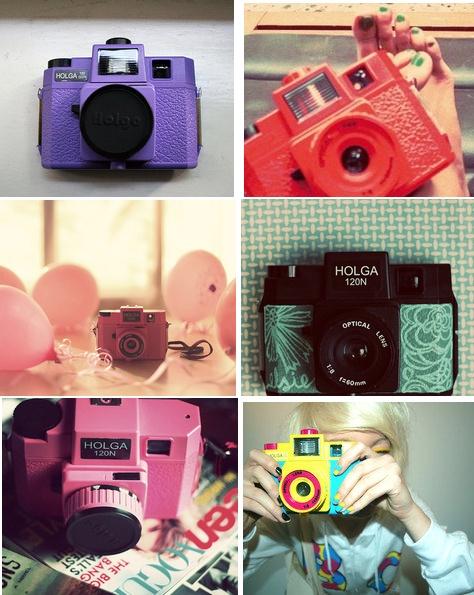 Get your camera from Lomography.com