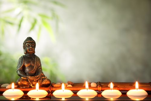 Meditation Space at Home: how to create a space that is meaningful to you using your senses