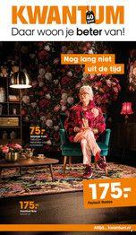 Kwantum Folder - 4016NL - Laminaat Elmwood Iep Grijs