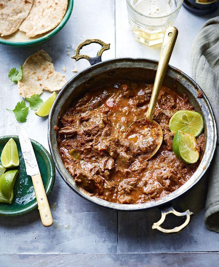 Beef curry (zonnebloemolie vervangen voor kokosolie)