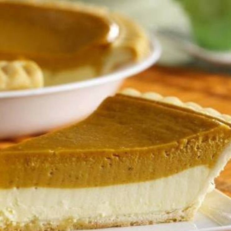 A delicious twist on a pumpkin cheesecake or pumpkin pie.  So simple to make!  Good for those who can't get enough of pumpkin!