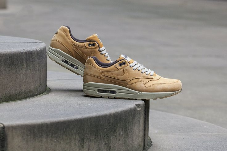 Air Max 1 Wheat Pack