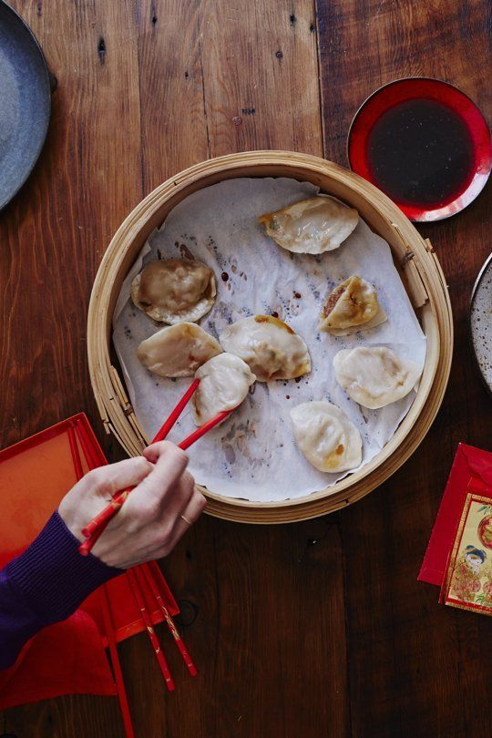 Recipe: Classic Chinese Dumplings (Jiaozi) — Lunar New Year Recipes from Danielle Chang