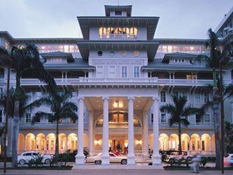 Moana Surfrider, Honolulu HI.  Had a wonderful stay here...want to go back again, soon!
